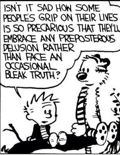 New Funny Comics Strips Humor Calvin And Hobbes Ideas Calvin And Hobbes Quotes, Calvin And Hobbes Comics, Great Quotes, Me Quotes, Funny Quotes, Inspirational Quotes, Cartoon Quotes, Super Quotes, Meaningful Quotes
