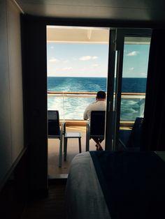 Having an aft facing balcony has spoiled us! #Norwegiangetaway