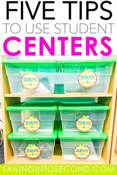 5 Tips to Use Student Centers