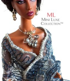 Doll Jewelry for Fashion Royalty dolls Poppy от MiniLuxeCollection
