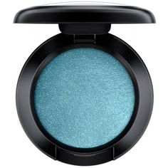 Mac Teal Appeal Veluxe Pearl Eye Shadow ($15) ❤ liked on Polyvore featuring beauty products, makeup, eye makeup, eyeshadow, mac cosmetics and mac cosmetics eyeshadow
