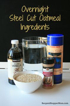 Easy Overnight Steel Cut Oatmeal Recipe – No Crockpot Required