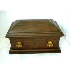 Pet Casket Pet Caskets, Pet Cemetery, Pet Urns, Wood Joinery, Buy Pets, Cremation Urns, Coffin, Wooden Boxes, Funeral