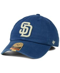 5ddf6b318fdd3  47 Brand San Diego Padres Off Shore Cap   Reviews - Sports Fan Shop By  Lids - Men - Macy s