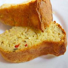 Slani kuglof sa tikvicama i sirom Savory Pastry, Banana Bread, Zucchini, Recipies, Cooking Recipes, Vegetables, Breakfast, Desserts, Food