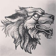 Wappen wolf