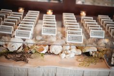 amazing placecards!