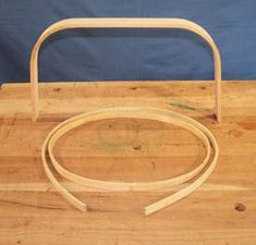 Read more about bending wood using a steam bending method.