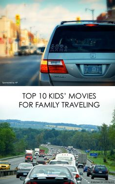 Top Movies for Keeping Kids Happy While Traveling #HPFamilyTime *great list