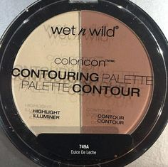 Spotted: NEW Wet n Wild Coloricon Contouring Palettes