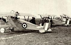 Nieuport 11s