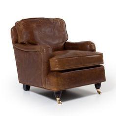 Mayfair Vintage fåtölj – Formaterial – Köp online på Rum21.se