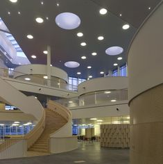 Ørestad College, Copenhagen. Architects : 3xN