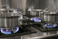 how to clean stainless steel hobs pans appliances