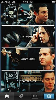 Avenged Sevenfold 2013 <3