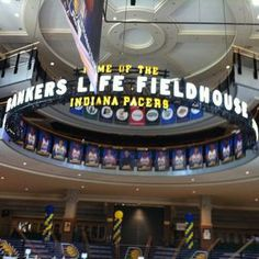 Bankers Life Fieldhouse - foursquare