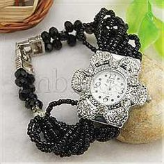 Fashion Watch Bracelets(X-BJEW-G240-2)