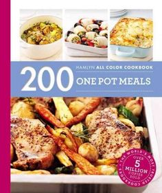 200 One Pot Meals contains 200 warming, one-pot recipes for delicious, nutritious meals for every occasion. From casseroles and curries to simple suppers and stews, all you need to do is simply prepar