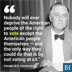 FDR quotes.