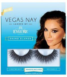 2b49b3c37b2 Eylure Vegas Nay False Eyelashes Grand Glamour Vegas Nay Lashes, False  Eyelashes, Ballerinas,