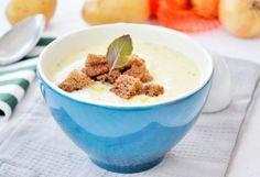 Außerferner #Kartoffelsuppe schmeckt einfach lecker! Dieses Rezept aus #Tirol müssen Sie einfach probieren!