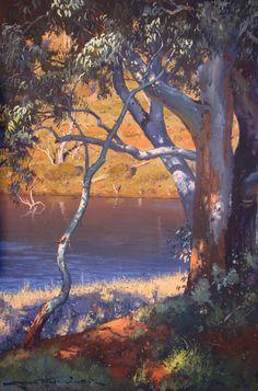 Golden Afternoon Light. Adaminaby 90 x 60cm