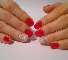 Beautiful nails, Birthday nails, Bright gel polish for nails, Bright shellac, Bright summer nails, Festive nails, Juicy nails, Pattern nails
