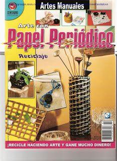 REVISTAS DE MANUALIDADES PARA DESCARGAR GRATIS: Revista Reciclaje