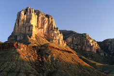 guadalupe mountains national park photos - Google Search