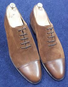 The Shoe Snob: J.FitzPatrick - New Models/Last in the Woodworks