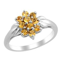 Natural+Yellow+Tourmaline+Ring+1.25+carats+size+7+++#Unbranded+#Cluster http://stores.ebay.com/JEWELRY-AND-GIFTS-BY-ALICE-AND-ANN