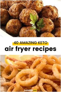 So, are Air Fryers good for the Keto Diet? Definitely! Switching to an air fryer helps to cut down on calories and they are a great tool for meal prepping.