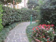 Milan, zone 6: a green path