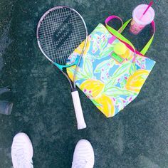 First day of tennis practice