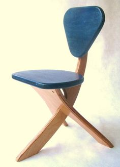 Funny Furniture, Diy Furniture Videos, Furniture Near Me, Custom Made Furniture, Plywood Furniture, Unique Furniture, Furniture Projects, Furniture Design, Wood Chair Design