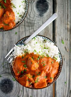 Easy Creamy Crock-Pot Coconut Curry Chicken | The Iron You