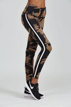 36967ec297fc8 WOMENS LEGGINGS Noli Siena Legging Funky Leggings, Best Leggings, Yoga  Leggings, Siena,