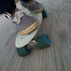Lo skateboard: ennesima causa di lividi!