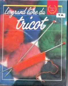 le grand livre du tricot - OK