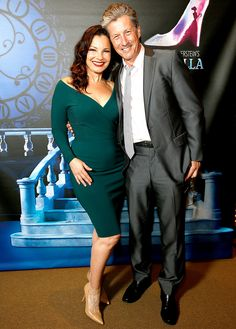Fran Drescher celebrated the opening of Rodgers & Hammerstein's Cinderella with a little help from her former Nanny castmates -- see photos of the reunion!