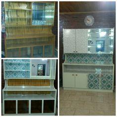 Mueble aparador vintage reciclado