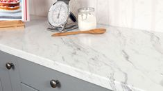 Kmart Mums Australia is at it again, this time with a Kmart hack to transform surfaces in the home with a marble or timber look for much, much less than the real deal.  Kmart Facebook group, Kmart Mums Australia, is a hub of home advice and new finds. But there is one ongoing DIY hack that's been discussed since mid 2017, which will transform your home at minimal cost.