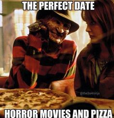 Horror dating site