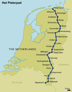 Pieterpad-fan Marco: 'Nederland is zó mooi! Holland Map, Places To Travel, Places To See, Camping, Future Travel, Hiking Trails, Vacation Spots, Travel Inspiration, Road Trip