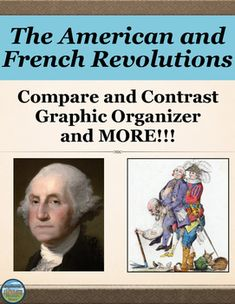 Students compare and contrast the American Revolutionary War and French Revolution with this graphic organizer (11 items/rows) and by answering 3 questions. They then read, analyze, and compare and contrast the Star Spangled Banner and La Marseillaise by answering 14 questions of varying degrees of difficulty. The answers are included where appropriate and would be great for a sub!