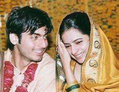 He's that hopeless romantic who married his high school sweetheart Sadaf, whom he proposed to when they were just 15 Reasons Fawad Khan Is The Disney Prince You've Been Waiting For Bollywood Couples, Bollywood Actors, Bollywood News, Celebrity Couples, Celebrity Weddings, Fawad Khan Beard, Disney Princes, Pakistani Actress, Pakistani Dramas