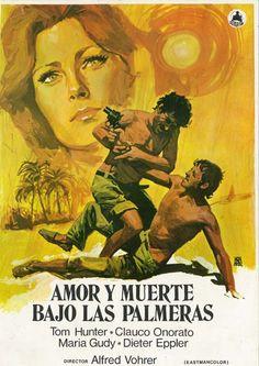 Amor y muerte bajo las palmeras (1974) tt0072395 G