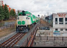 RailPictures.Net Photo: GOT 561 GO Transit (Greater Toronto Transit Authority) GMD F59PH at Toronto, Ontario, Canada by Michael Da Costa
