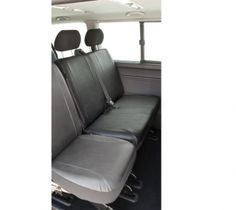 VW T5 Kunstleder Transportersitzbezüge Doppelbank hinten passend ab BJ 04/2003 bis heute Vw T5, Transporter, Massage Chair, Camper, Design, Furniture, Home Decor, Autos, Artificial Leather