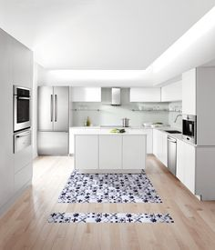 Kitchen Island, Kitchen Cabinets, Chinese Style, Flooring, Contemporary, Kitchens, Porcelain, Home Decor, Island Kitchen